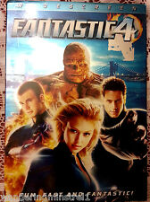 Fantastic Four (DVD, 2009) Widescreen