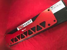 TruHart Rear Sub Frame Brace Bar 01-05 Honda Civic SI  02-06 Acura RSX RED