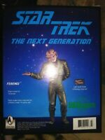 GEOMETRIC FERENGI VINYL MODEL KIT, STAR TREK: THE NEXT GENERATION, 1995 NEW MIB