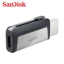 SanDisk 128GB OTG Type-C Ultra Dual USB 3.1 Drive SDDDC2-128G 150MB/S Dual