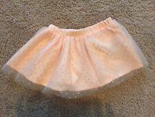 New Carter's Baby Girls Tutu Skirt Pink. Size 12 Months