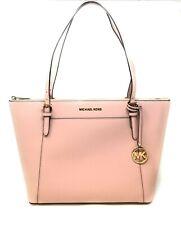 Michael Kors Ciara большой верхней молнией кожаная сумка с короткими ручками сумочка $398