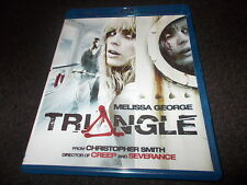 LN Blu Ray Disc DVD TRIANGLE Melissa George & Liam Hemsworth & Rachael Carpani