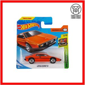 Lotus Espirit 51 HW Exotics 7/10 125/365 Collectible Diecast Hot Wheels Mattel