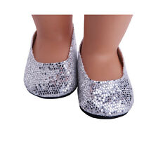 new Best sweet girl Gift shoes  for 18inch American girl doll party n556