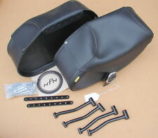 New NOS Willie and Max SB1800 Revolution Hard Mount Motorcycle Saddlebags
