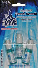 ICE DROPS*Various Flavor BREATH DROP/SPRAY/STRIP Sugar-Free *YOU CHOOSE* x.1/20+