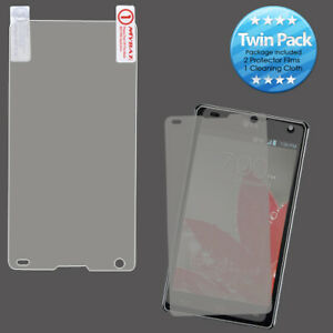 For LG LS970 (Optimus G) Screen Protector Twin Pack