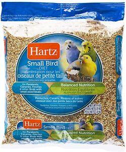Hartz Parakeet, Canary, Finch Small Bird Food - 4Lb