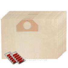 10x Sacchetto per Aspirapolvere Carta Per Siemens Tipo a Siemens Tipo A B C