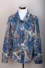 C.J. Banks Button Up Coat Women's Size X
