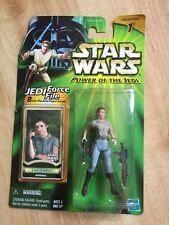 Star Wars Power of The Jedi - Sealed Action Figure Leia Organa (General)