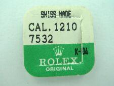 ROLEX GENUINE CAL. 1210 7532 SCREW FOR BALANCE BARREL & TRAIN WHEEL BRIDGE.