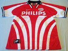 NWOT Vintage Nike Premier PSV Philips Replica Jersey Size L Red New No Tags
