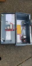 SQUARE D COMBINATION MOTOR STARTER 8539SBA51V02CG26H318P21P22P28SX11Y145Y217Y74
