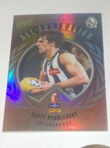 2013 Select AFL Prime All Australian card #AA21 Scott Pendlebury - Collingwood