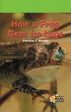 How a Frog Gets Its Legs