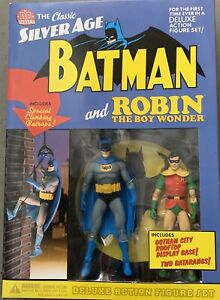 DC Direct Classic Silver Age Batman & Robin Action Figure Set