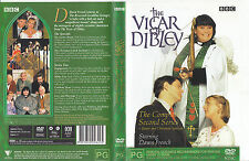 The Vicar of Dibley-1994/07-TV Series UK-Complete Second Series-DVD