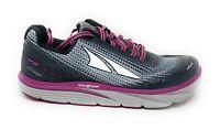 Altra Women's Torin 3 Running Shoe, Gray/Pink, 8.5 B US Used