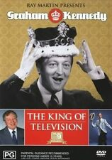Graham Kennedy - The King Of Television (DVD, 2004) Brand-New Sealed