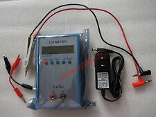 LC200A Handheld L/C Meter Inductance Capacitance Meter includes SMD Test clip
