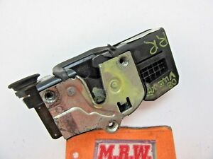 DOOR LATCH LOCK ACTUATOR RIGHT REAR PASSENGER SIDE BACK fits 08 09 10 SATURN VUE