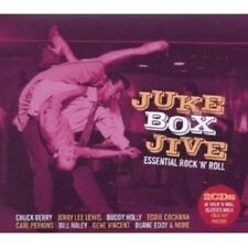 JUKE BOX JIVE-ESSENTIAL ROCK'N ROLL 2 CD NEUWARE