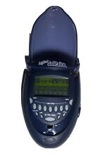 Radica Lighted Solitaire Electronic Handheld Game - 2003 - Flip Cover - Works!