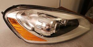 Volvo XC60 LEFT Xenon Headlight lamp LHD 08-12 Facelift GENUINE 30763136 VALEO