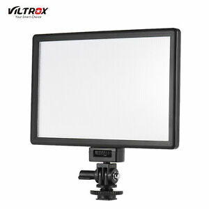 Viltrox L116T Professional Ultrathin  Video Light for Camera Photography C4X1