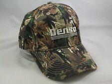 Denso Camo Hat Camouflage Hook Loop Baseball Cap