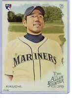 Yusei Kikuchi 2019 Allen and Ginter 5x7 #250 /49 Mariners