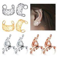 1PC Ear Clips Non Piercing Fake Helix Ear Cuffs Cartilage Ear Clip-On Earrings