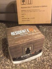 Resident Evil 7 Gamestop Exclusive Collector's Edition PS4 Brand New Sealed!