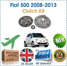 For Fiat 500 1.2 2008-2013 3 Piece Clutch Kit NEW OE Quality