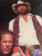 Harley Davidson Marlboro Man Film Poster / Slightly Damaged