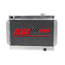3 ROW Full Aluminum Radiator FOR Holden LC/LJ/LH/LX Torana Chev/6cyl MT