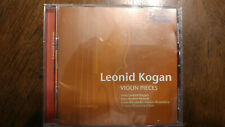 "Leonid Kogan ""Violin pieces"" CD by Yedang classics"