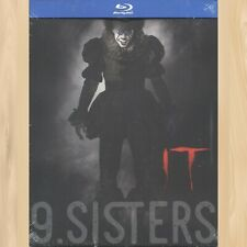 Stephen Kings - It Steelbook Limited Edition Blu Ray Fast