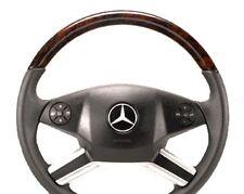 Steering Wheel-Wood/Leather (Burl Walnut) MERCEDES-BENZ OEM 66268334