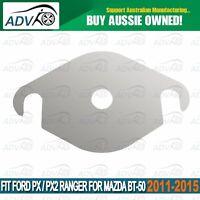 Fit Ford PX PX2 II Ranger For Mazda BT 50 3.2L TDCi & 2.2L TD EGR Blanking Plate