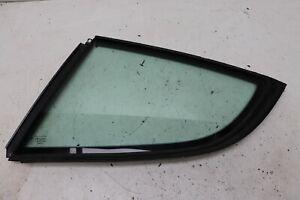 Aston Martin DB9 2005 V12 Rear Quarter Window + Gasket Seal LHS J136