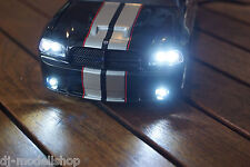 2006 DODGE CHARGER SRT8 IN 1:24 MIT LED-BELEUCHTUNG(XENON) JADA TUNING