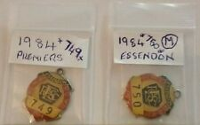 Rare consecutive pair 1984 another premier's year low no 749 /750