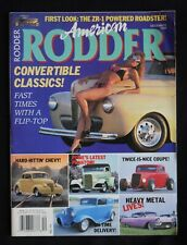 AMERICAN RODDER MAGAZINE - DECEMBER 1989