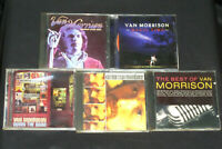Van Morrison Lot Album CD Best of/Moondance/Box/MagicTime/Brown Eyed Girl/Set