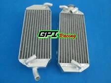 Aluminum radiator for SUZUKI RM250 1999 2000 99 00