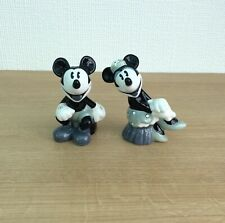 Collectible Mickey & Minnie Mouse Cruet