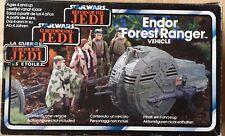 Vintage Star Wars 1983 ROTJ Kenner Endor Forest Ranger Vehicle, Boxed
